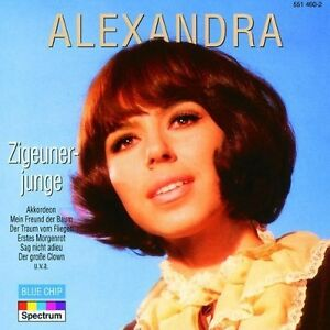 Alexandra-Zigeunerjunge-compilation-18-tracks-1967-69-CD