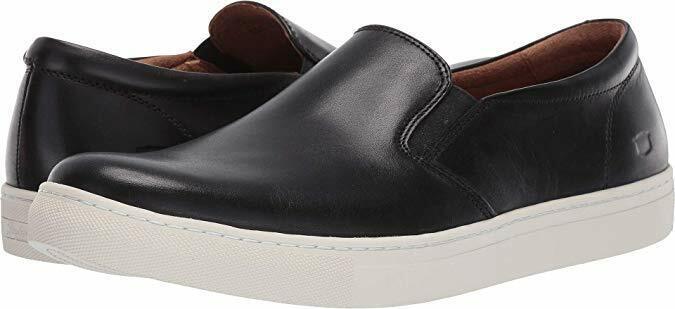 Florsheim Men's Verge Double Gore Slip-on Sneakers Men's shoes Black 11.5 M NIB
