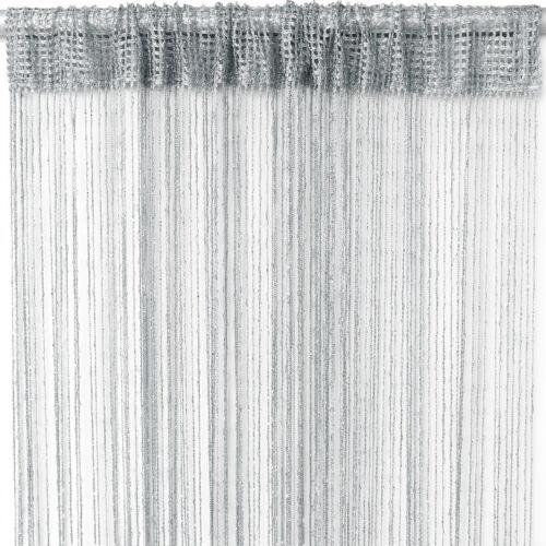 Rideau à Cordes Rideau de Fil Panneau de Séparation Porte Fenêtre 96x200cm