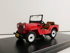 WILLYS JEEP CJ-3B 1953 1/43 IXO PremiumX PRD365 LIMITED EDITION PRD 365 CJ-3 CJ3