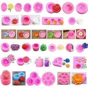 3D-Rose-Flower-Silicone-Fondant-Mold-Cake-Decor-Chocolate-Sugarcraft-Baking-Mold