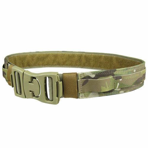 CONDOR Tactical Military Universal Belt MOLLE ALICE MultiCam