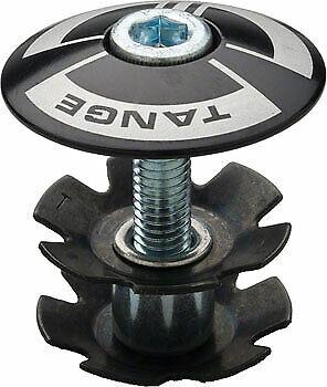 Aheadset Star-Nut Bolt and Nylon Cap for 1 Steel or 1-1//8 Aluminum Steerer