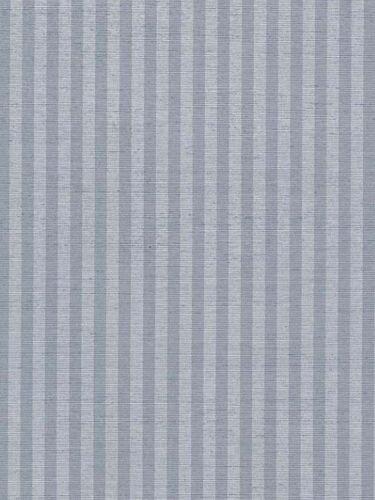 Blue-Grey Stripe Wallpaper-Double roll