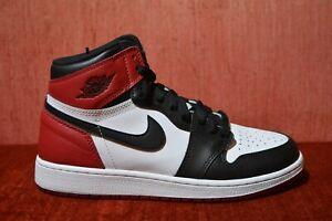 wholesale dealer 7667a c37ca Image is loading WORN-TWICE-Nike-Air-Jordan-1-OG-BG-
