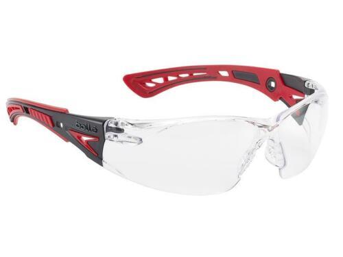 Platinum ® Gafas De Seguridad-Transparente Bolle seguridad bolrushppsi Rush