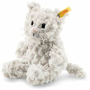 Steiff-Soft-Cuddly-Friends-Whiskers-Kitty-Light-Grey