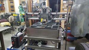 Power Hammer CNC Wood Router Engraver Plasma Cutter Plann Yoder USA!! DIY