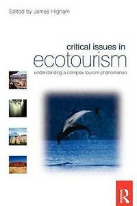 Critical-Issues-in-Ecotourism-by-Higham-James-Paperback-book-2007
