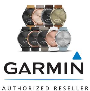 Garmin Vivomove HR Hybrid Smartwatch & Activity Monitor - All color - All Sizes