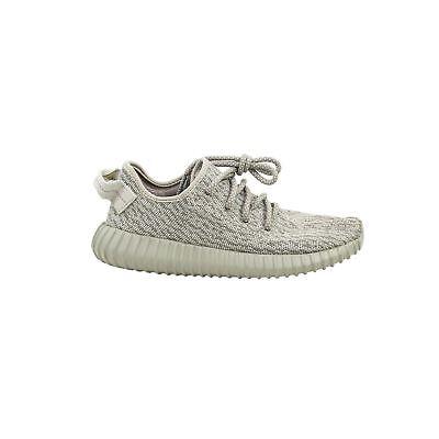 4e19aadc3 LNWOB Adidas Yeezy Boost 350 Moonrock Grey AQ2660 Agagra Kanye West Sneakers  5.5