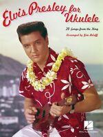 Elvis Presley For Ukulele Sheet Music Ukulele Book 000701004
