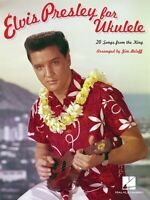Elvis Presley For Ukulele Sheet Music Ukulele Book 000701004