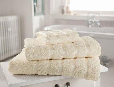 Luxury Kensington Egyptian 100% Natural Cotton | Bath | Hand |Towel & Sheet New