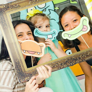 Details about Intimate Lover Photobooth Frame for Photo Booth Wedding Party  48cm x 35cm #LAC