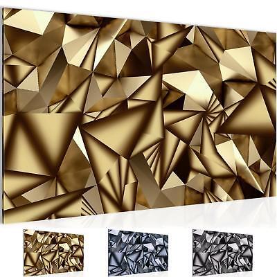 Metallic VLIES LEINWAND BILD XXL BILDER KUNSTDRUCK 506434P WANDBILDER 3D