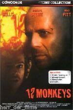 12 MONKEYS (Bruce Willis, Brad Pitt) Deutsche Erstauflage in glassbox