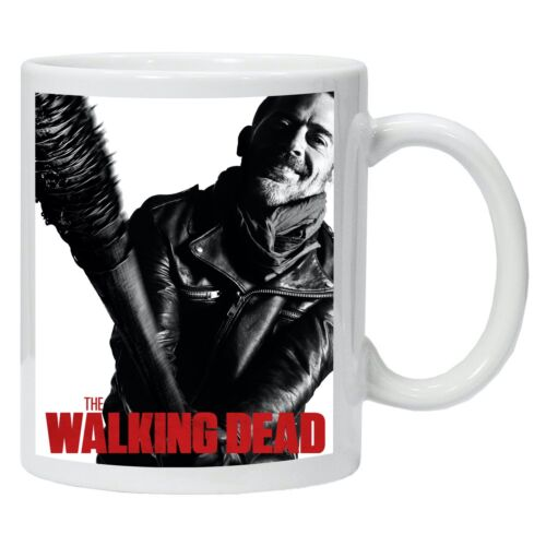 New The Walking Dead Negan Personalised Mug Printed Coffee Tea Drinks Cup Gift