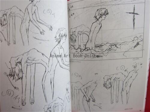 """Evangelion Groundwork of EVANGELION the movie illustration art book /""""Ge/"""""""