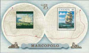 1999-AUSTRALIA-Australia-Canada-Joint-Issue-M-S-MNH