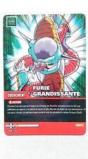 Carte Dragon ball Z Furie Grandissante DB-702