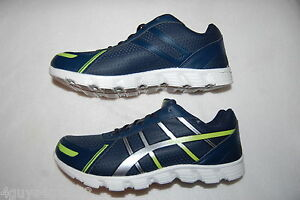 Mens Athletic Shoes NAVY BLUE SNEAKERS