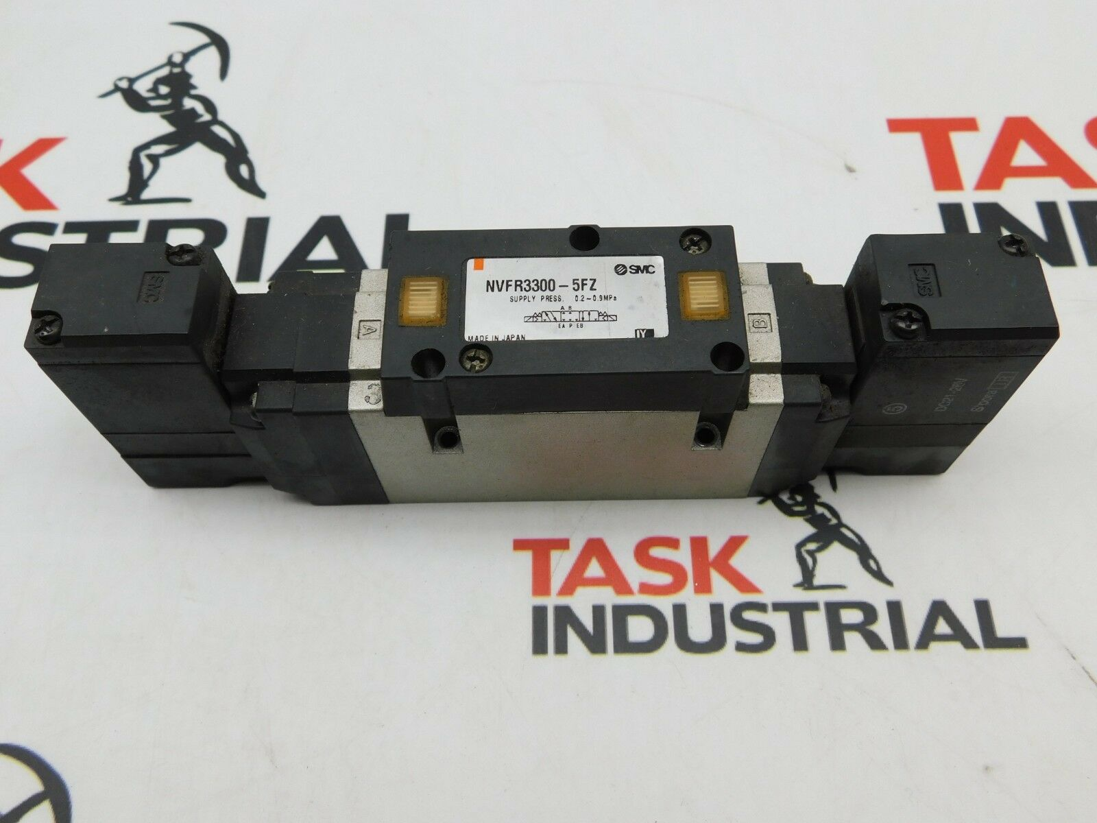 Details about  /SMC NVF85300-5FZ *USED*