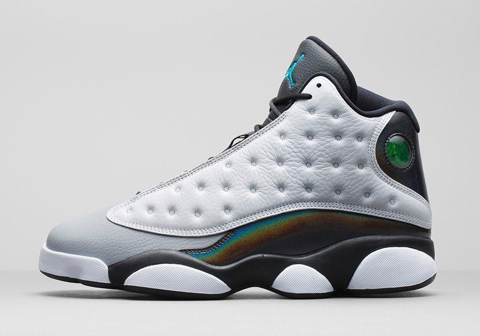 2014 Nike Air Jordan 13 XIII Hologram Barons 414571-115 Size 13. 414571-115 Barons 1 2 3 4 5 6 6f3e66