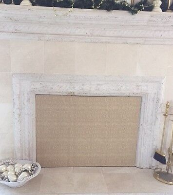 Insulated Magnetic Fireplace Fashion