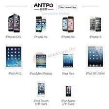 Antpo MFI 1m ios8 pin-8 SYNC e cavo di ricarica per iPhone 6 iPad Air 2 min iPod 7