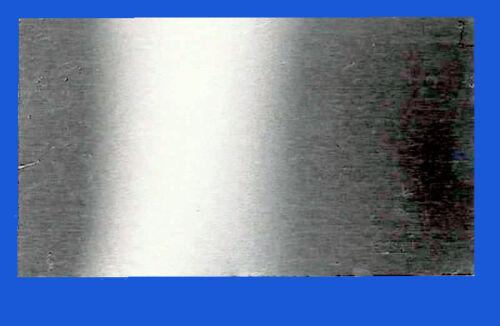 Alu Blech 200 x 400 mm halbhart glatt 0,3 mm
