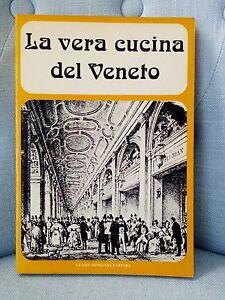 Dettagli su LIBRO VERA CUCINA del VENETO VENETA ED. G. MONDANI 1976