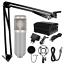 Professional-Microfone-Bm800-Studio-Microphone-Bm-800-Sound-Condenser-Recording thumbnail 13