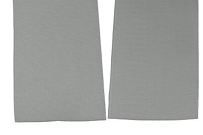 Klettband kaki 100mm breit je 1m Klettverschluss Haken und Flauschband