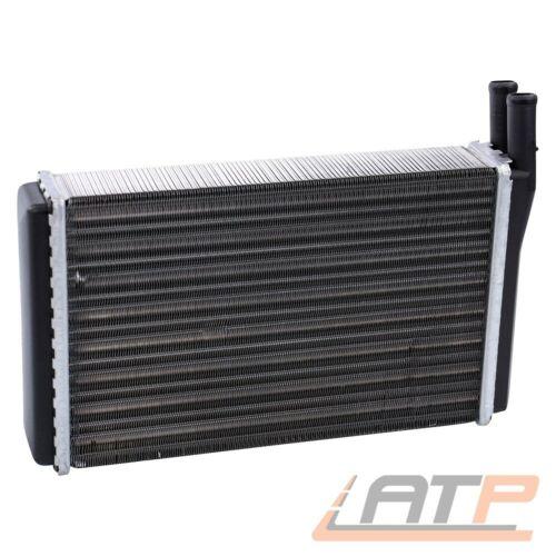 SCAMBIATORE di calore riscaldamento radiatore riscaldamento per VW Santana Scirocco 53