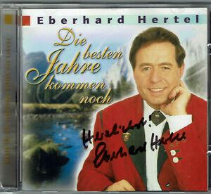 Eberhard-Hertel-Die-besten-Jahre-kommen-noch-CD-mit-signiertem-Booklett