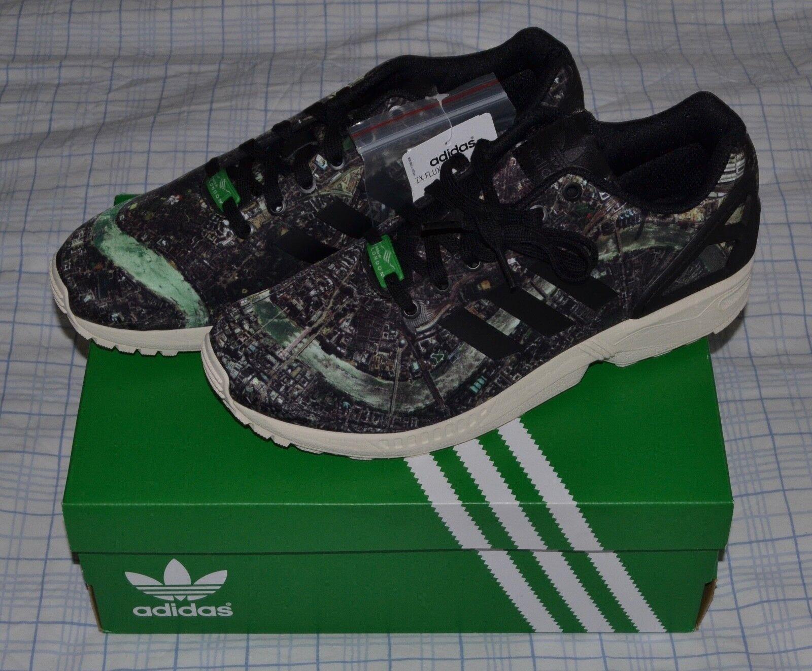 Adidas ZX /3 Flux Londres nos 10.5 /3 ZX Nuevo Y En Caja 3947be