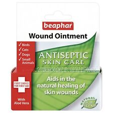 Wound Ointment 30ml For Cats,Dogs, Birds - Small Animals with Aloë Vera FREE P&P