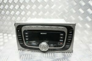 FORD-KUGA-MK1-SONY-DAB-MP3-RADIO-WITH-CODE-2008-2012-CK11