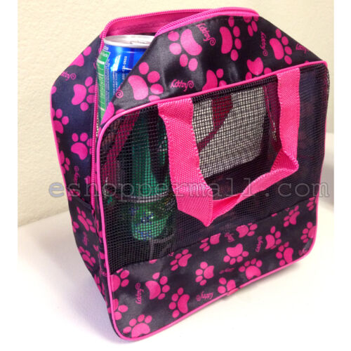 """BUY 2 GET 1 FREE Pet Carrier Soft Sided Cat Dog Travel Bag 9/"""" x 8.7/"""" x 4/"""" AD-3"""