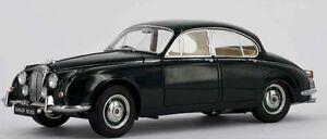 Paragon-98313R-98314R-Daimler-250-V8-1967-diecast-coches-de-carretera-Blanco-Verde-1-18th