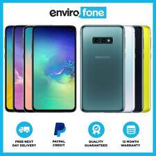 Samsung Galaxy S10e 128GB Unlocked SIM Free Android Refurbished Smartphone