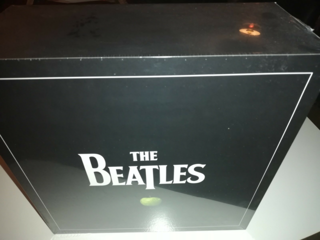 LP, The Beatles, Beatles vinyl Boxet, Rock, Beatles vinyl…