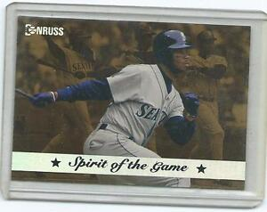1993-Donruss-Ken-Griffey-Jr-Spirit-of-the-Game-insert-Mariners-Reds