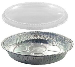 Round Foil Cake Pan With Lid