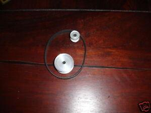 Haas CNC Spindle Encoder Belt Kit for VF1, VF2, VF3, VF4, etc.