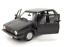 VW-VOLKSWAGEN-GOLF-MKI-1-24-escala-Diecast-Modelo-Die-Cast-Modelos-Negro miniatura 5