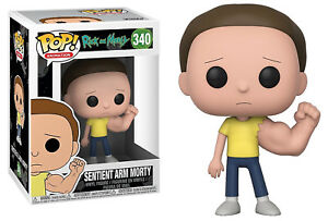 Funko-POP-Animation-SENTIENT-ARM-MORTY-VINYL-FIGURE-Rick-and-Morty