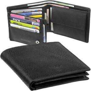Geldboerse-Leder-Brieftasche-Geldbeutel-CHIEMSEE-Herren-Portemonnaie-Geldtasche
