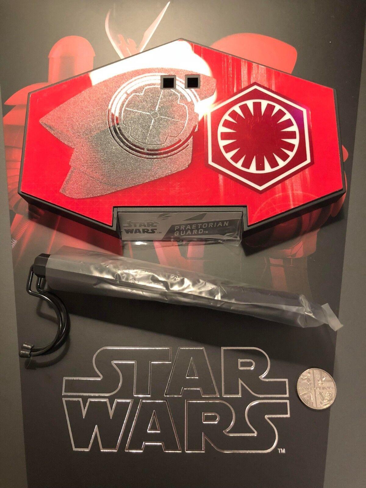 Hot Toys Star Wars Praetorian Guard Guard Guard DB Figure Stand loose 1 6th scale f7e902